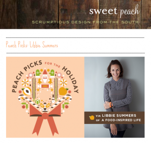 Sweet Peach Blog Dec. 2014