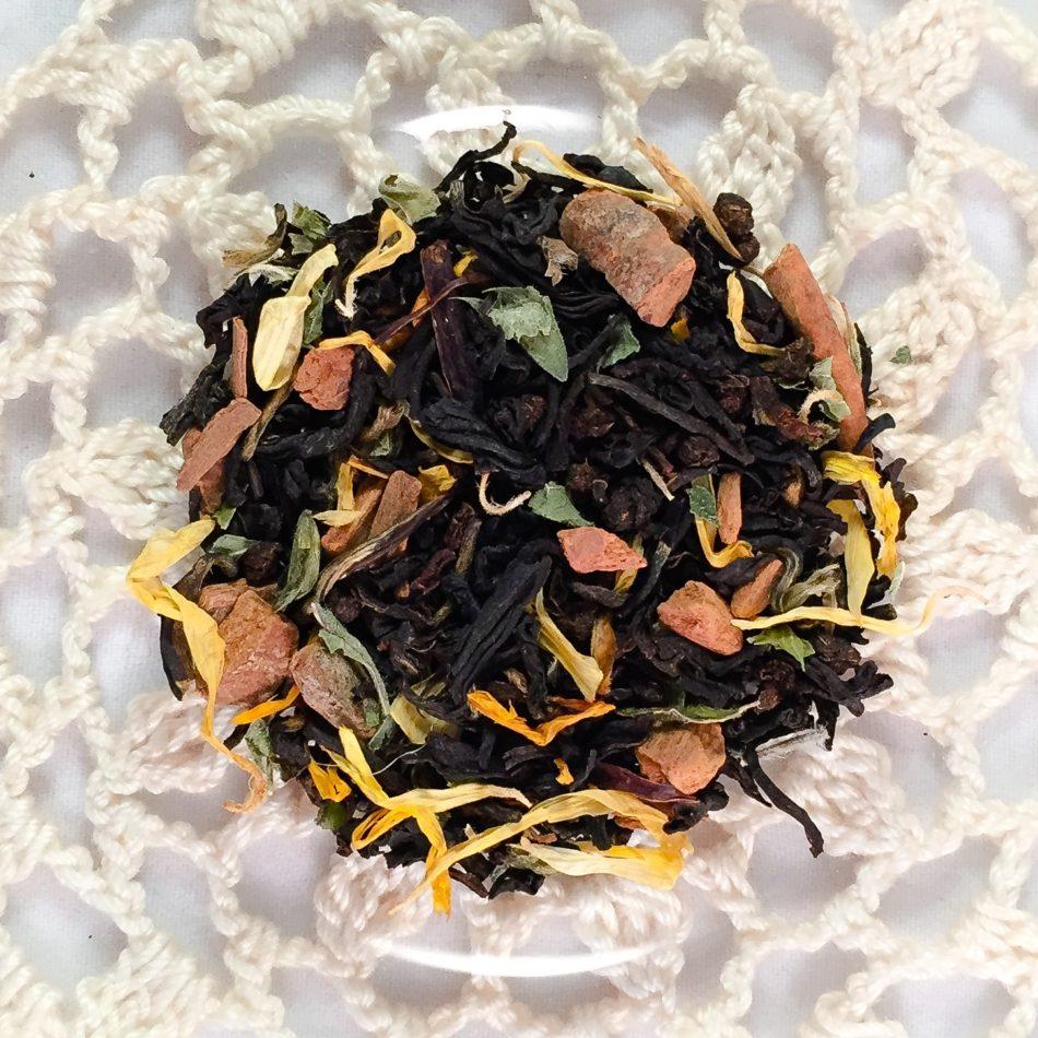 Spring & Summer Organic Teas
