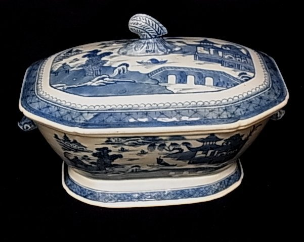 If you have a really big budget...an 1830s Canton Soup Tureen from eBay.
