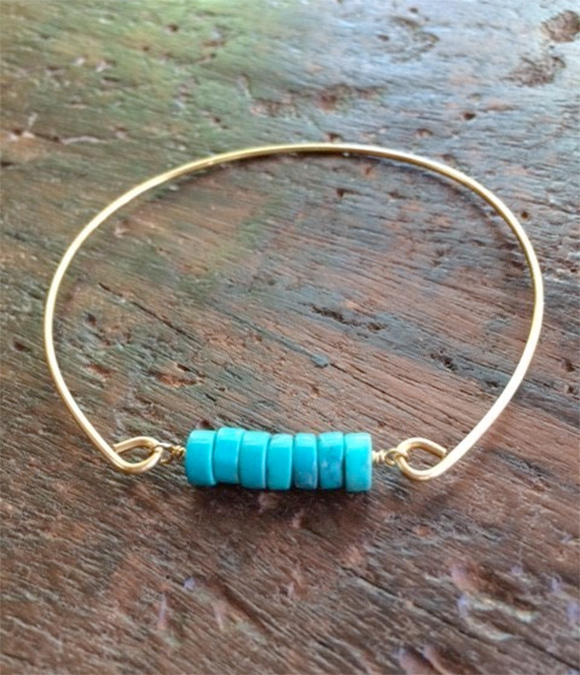 Bangle Art Bracelet